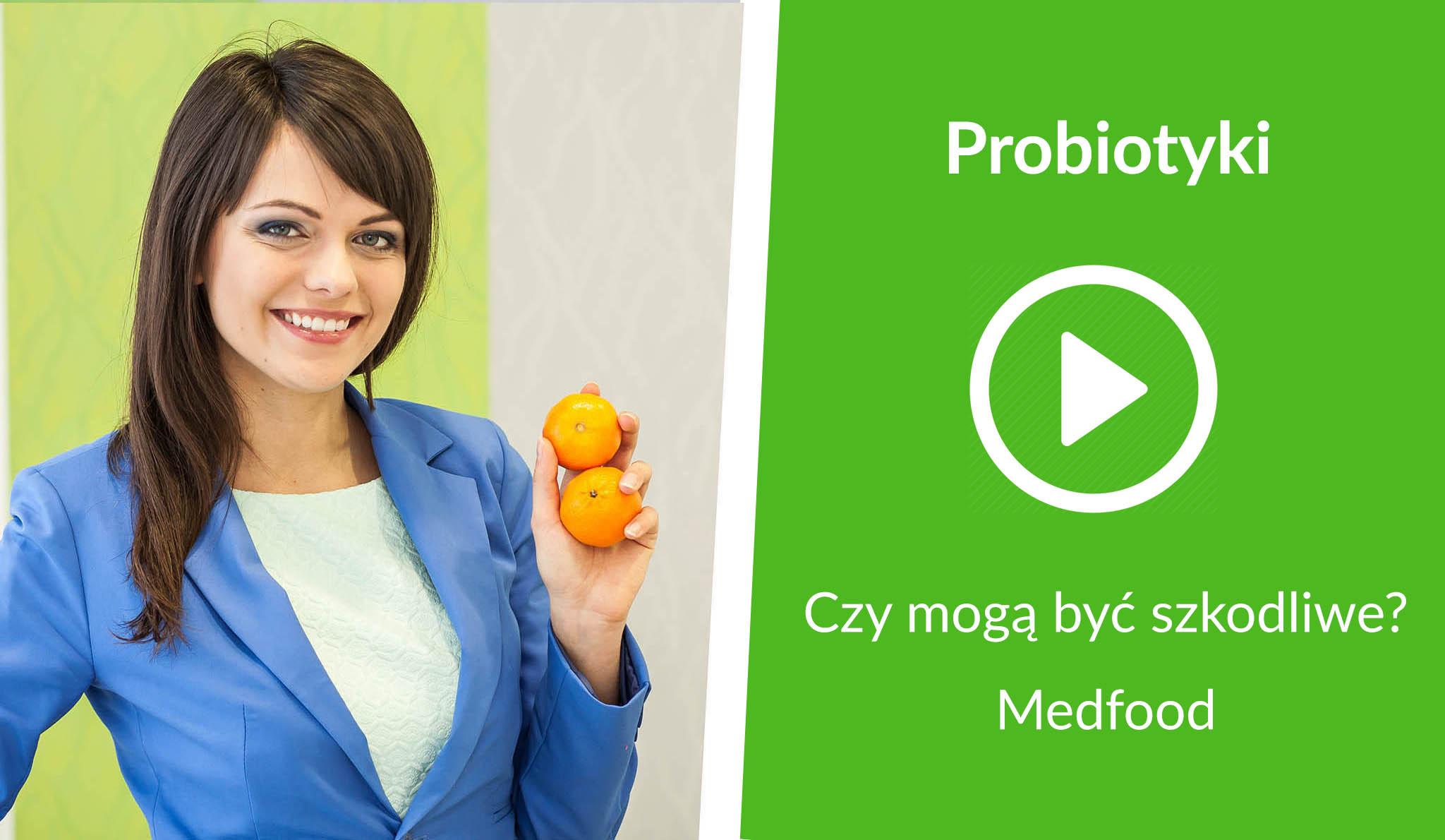 [Wideo] Medfood: Probiotyki – Czym są? Czy szkodzą?