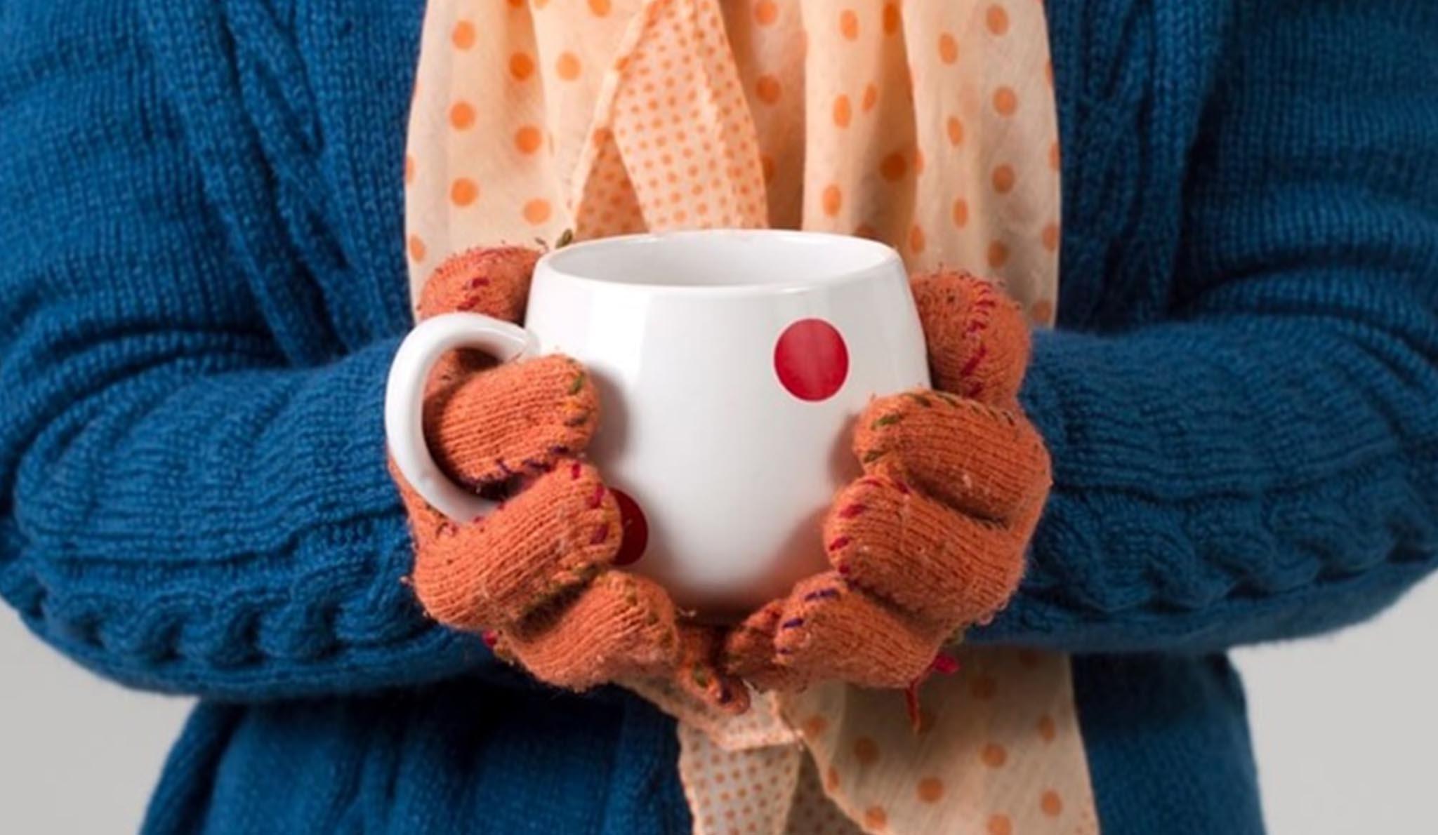Zimne stopy, zimne dłonie, zimny nos