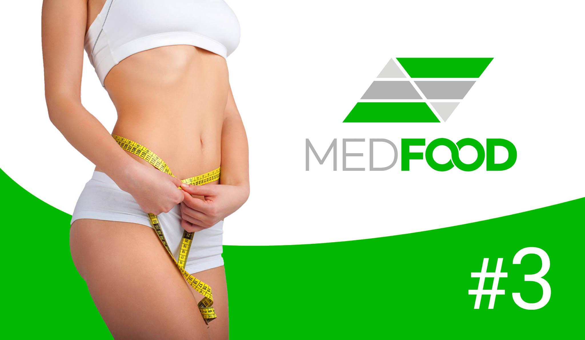 Odchudzanie z Medfood #3