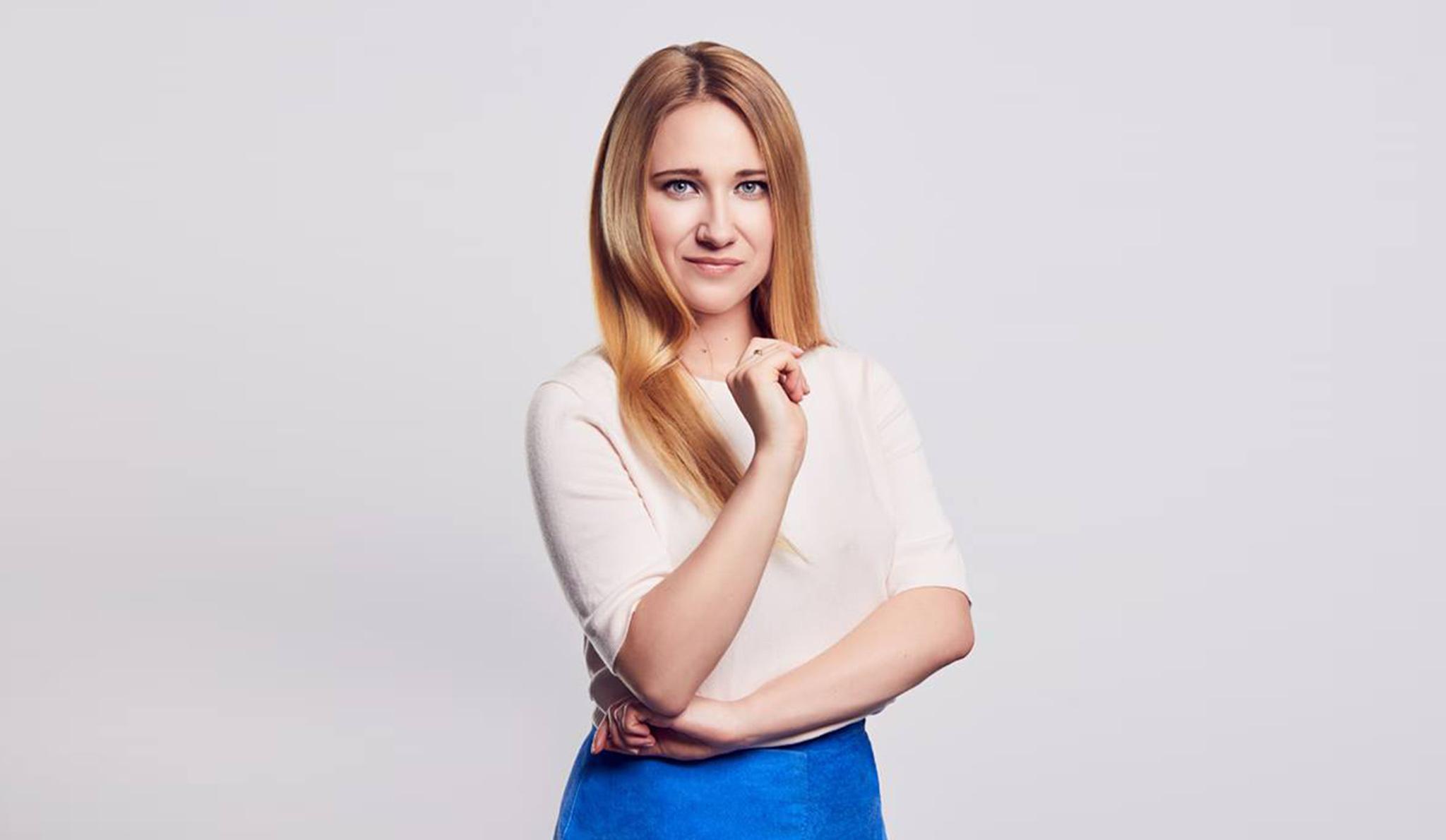 Ola Dębska dołączyła do zespołu.