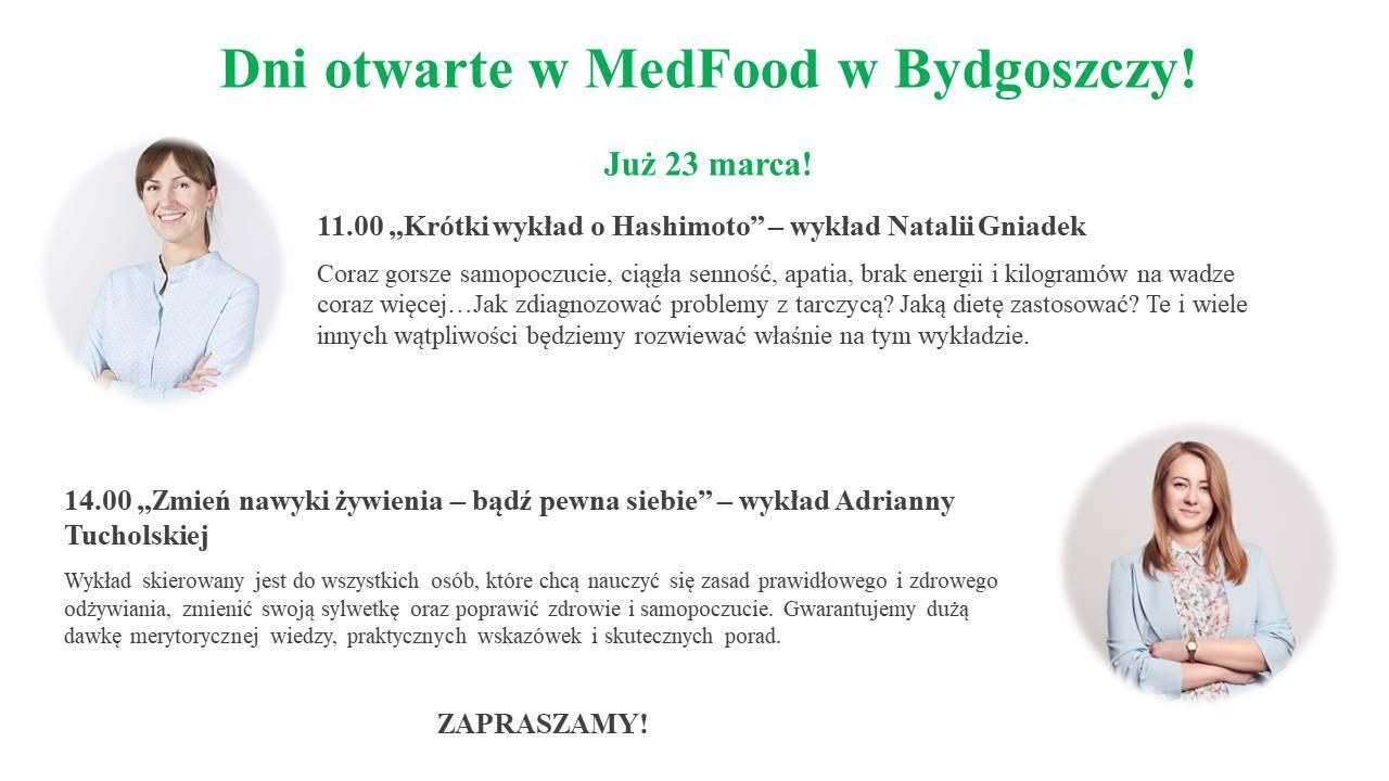 Dni otwarte w MedFood w Bydgoszczy 23.03.2019 r. :) !