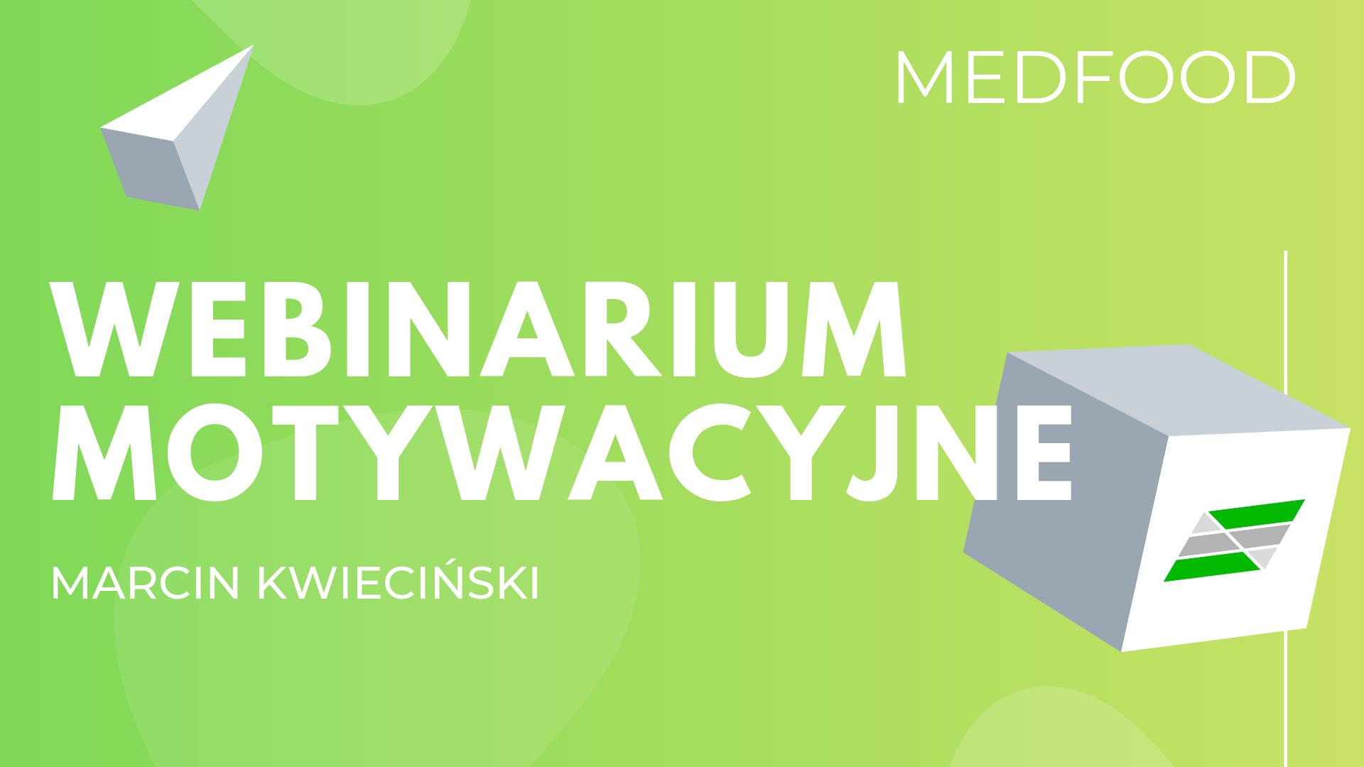 Webinarium motywacyjne – już wkrótce!